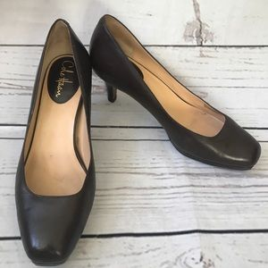 Cole Haan  Brown Classic Pumps  Leather sz 8 1/2B